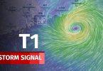 t1 mawar storm