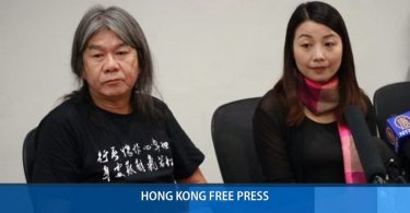 """Long Hair"" Leung Kwok-hung Lau Siu-lai"