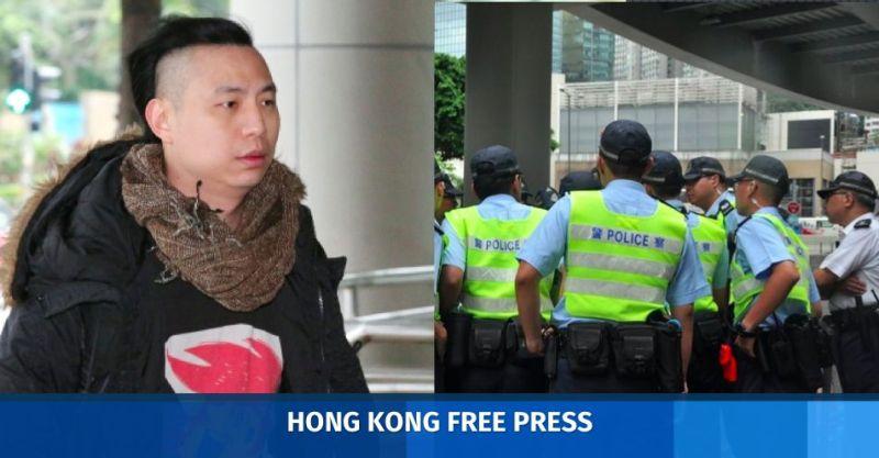 wong ho police