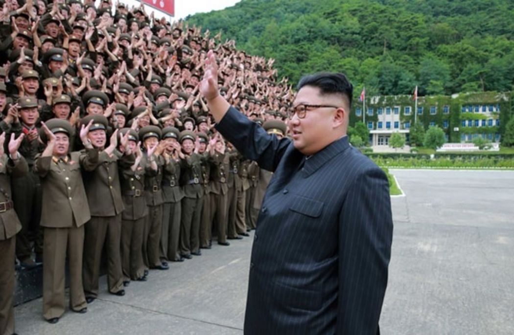 kim jong-un north korea dprk
