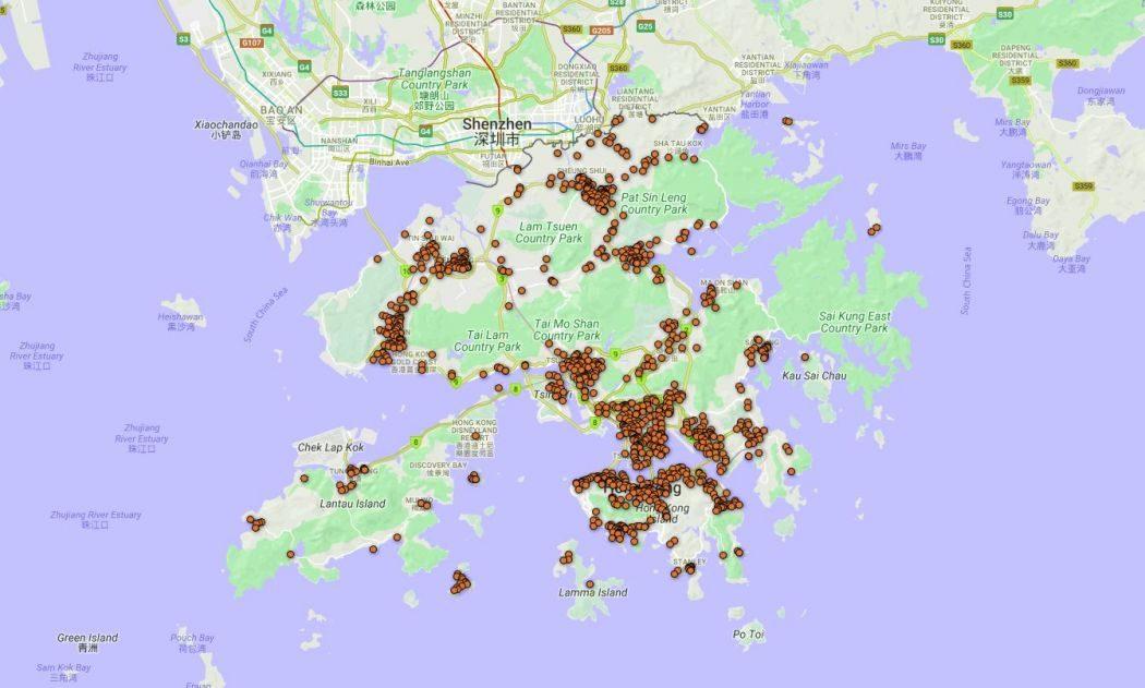 hong kong public space initiative