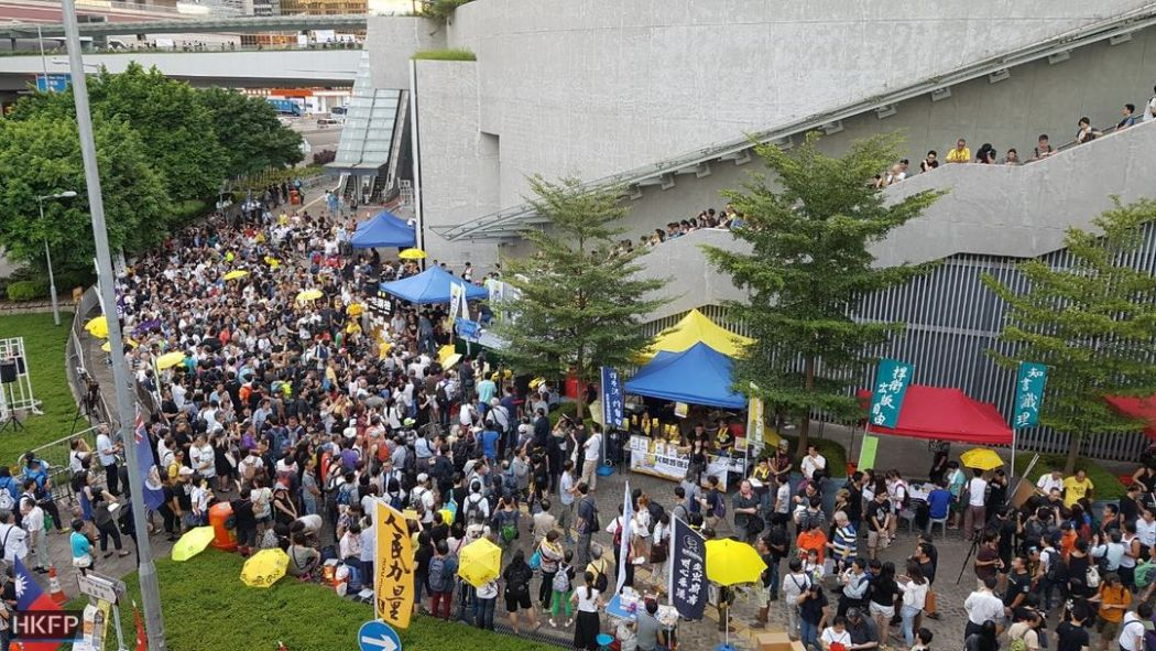 occupy umbrella movement anniversary