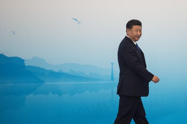 xi jinping BRICs