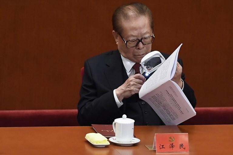 Jiang Zemin congress