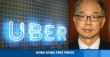 Frank Chan Uber