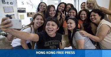domestic worker choir