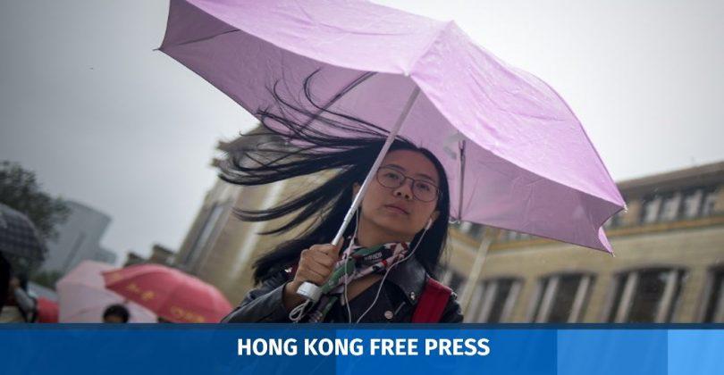 china rain beijing