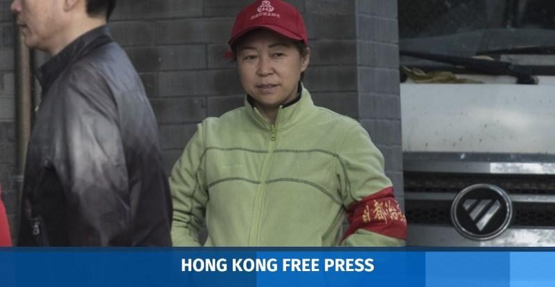 volunteer for security procedure beijing congress