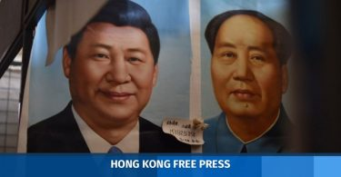 xi jinping constitution china mao