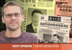 newspapers xi jinping