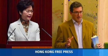 carrie lam benedict rogers