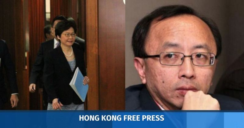 carrie lam eric cheung