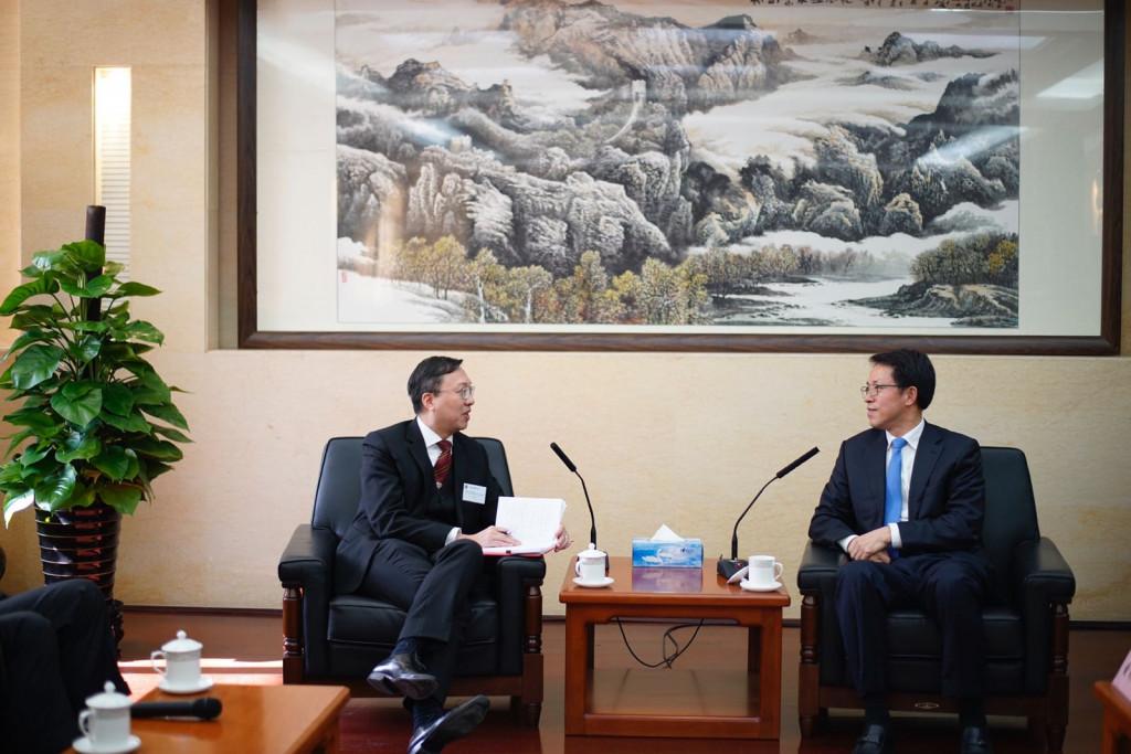 Paul Lam Zhang Xiaoming