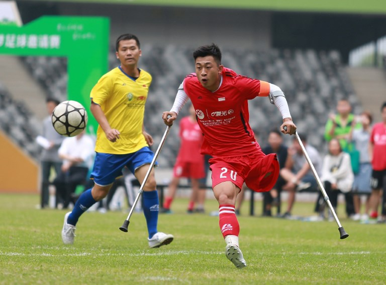 He Yiyi football