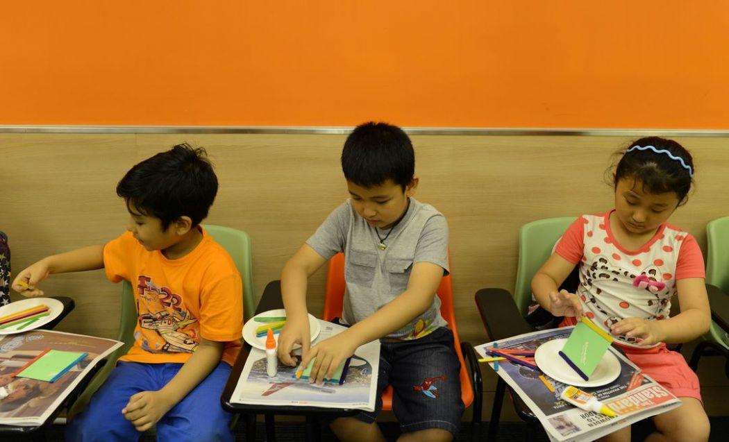 education children school ethnic minorities