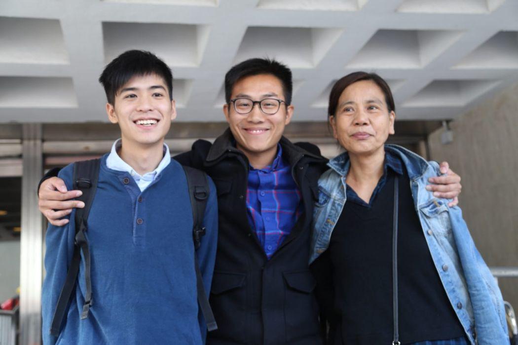 Lester Shum Raphael Wong Chan Po-ying
