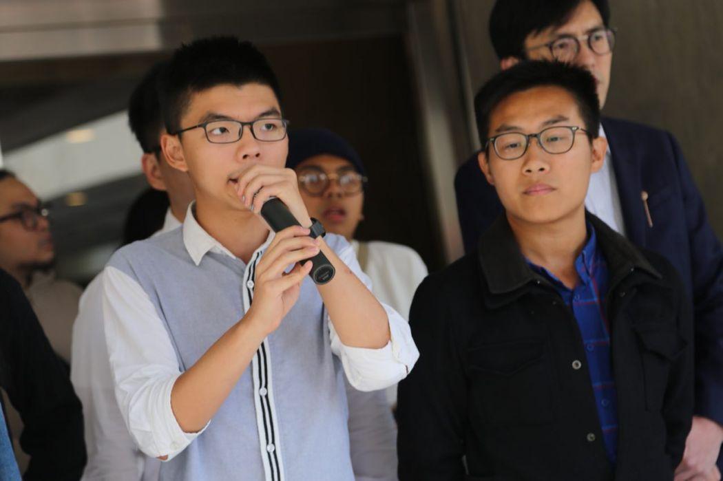 Joshua Wong Raphael Wong
