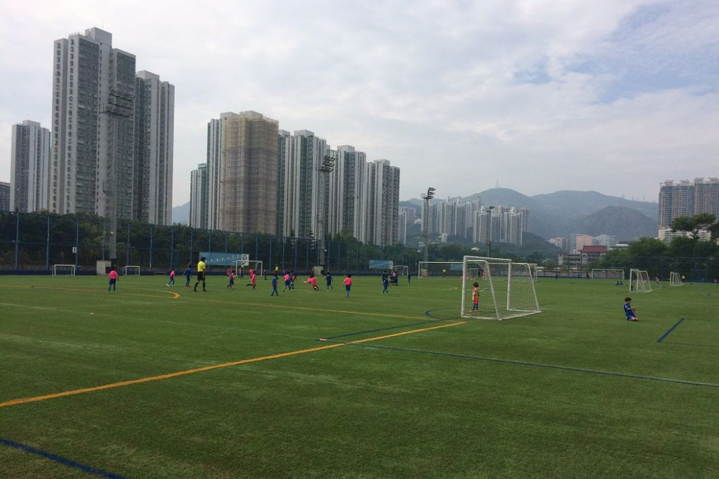 jockey club kitchee centre football soccer training