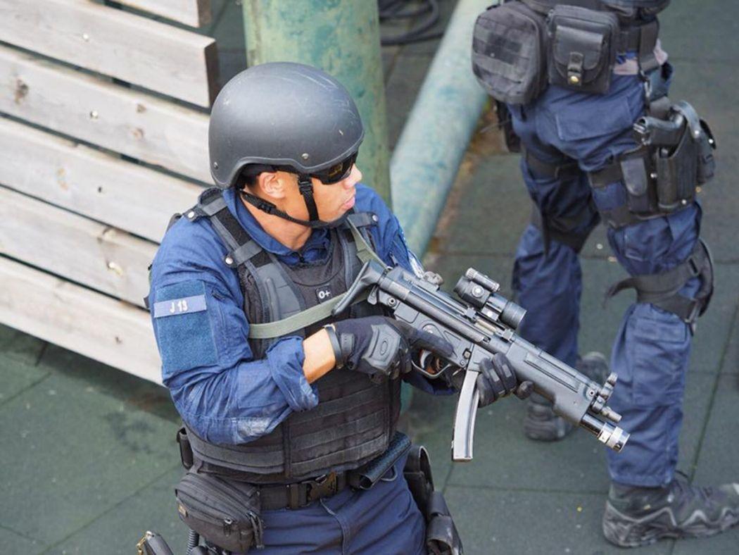 Police MP5