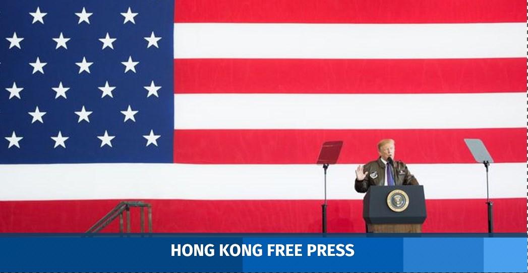 donald trump in asia