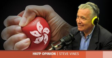 steve vines communism hong kong