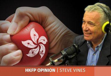 steve vines communism hong kong