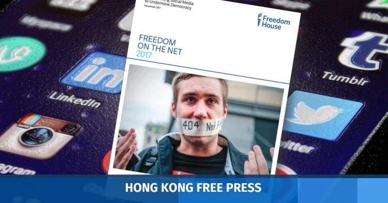 Freedom House report