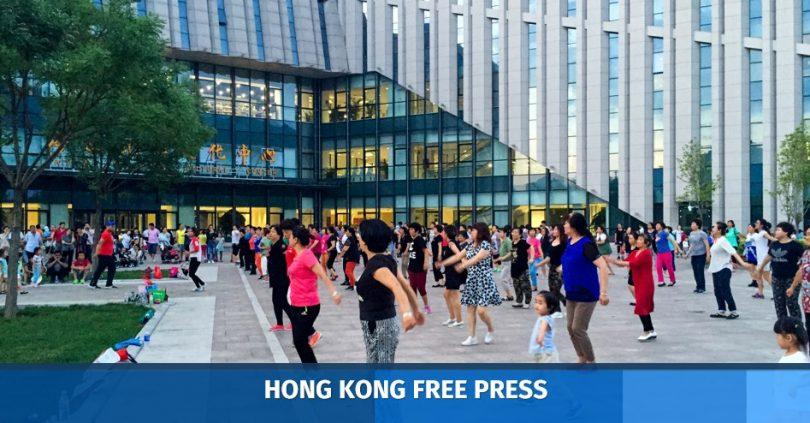 china square dancing
