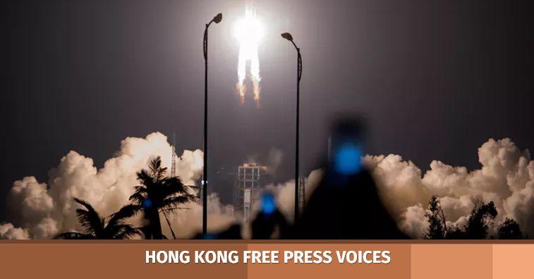 china space rocket