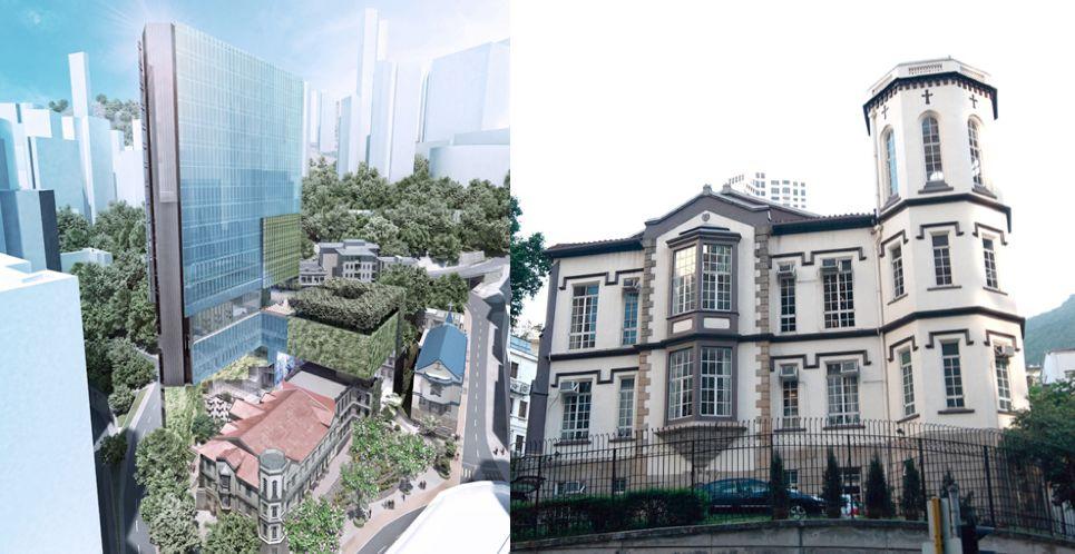 sheng kung hui redevelopment