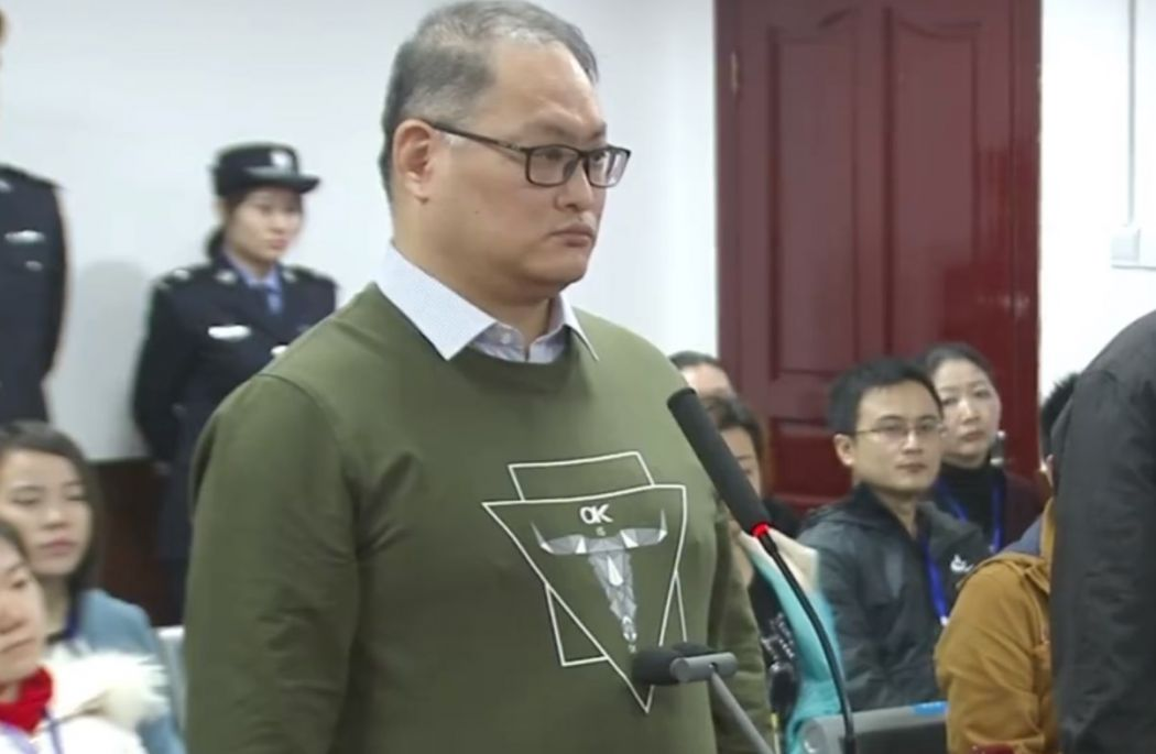 China extends free speech crackdown by jailing activist from Taiwan