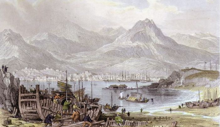1840s hong kong
