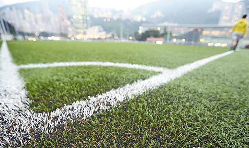 Artificial turf surface football pitch soccer