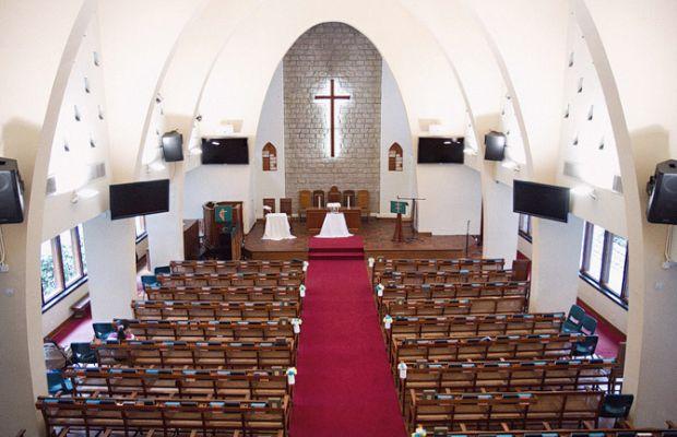 union church redevelopment