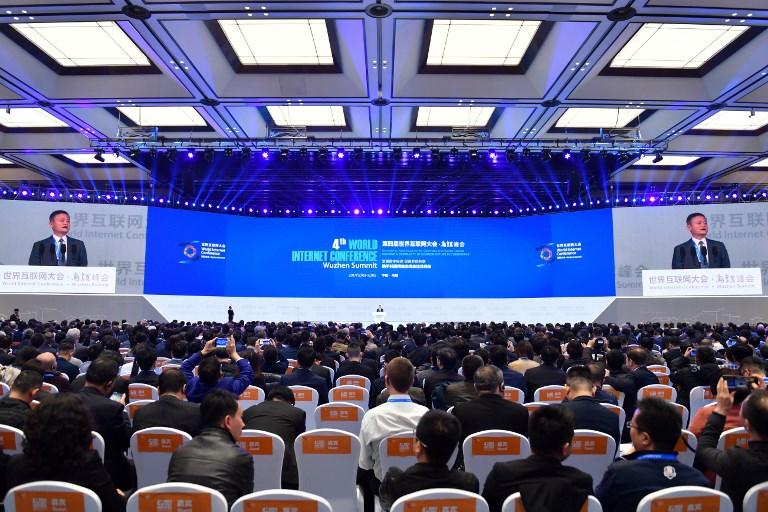china internet wuzhen