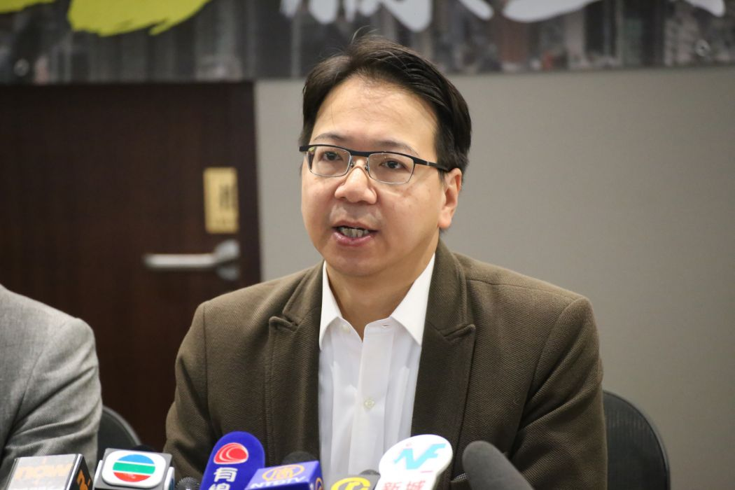 Charles Mok