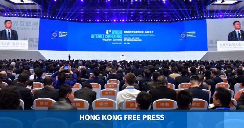 wuzhen china internet