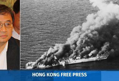 Peter Wong Iran navy