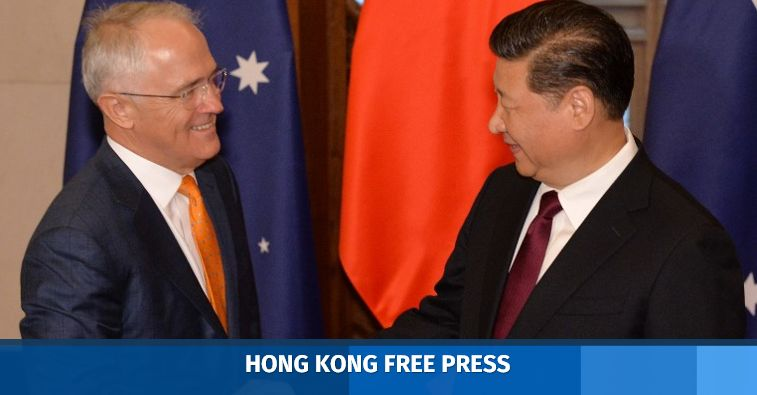 xi jinping turnbull
