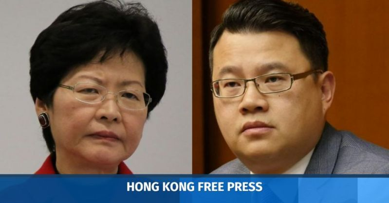 carrie lam andrew wan