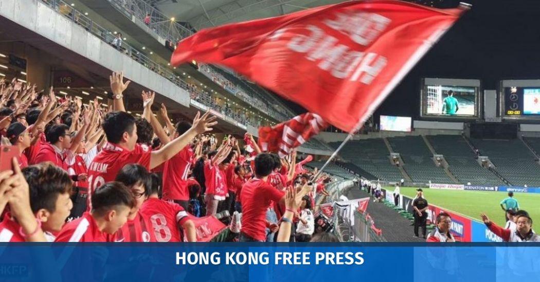 Hong Kong Lebanon fans