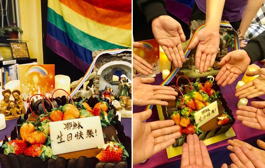 Catholic Christian Church Mass LGBT LGBTQ