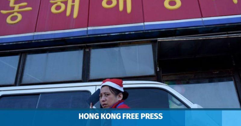 china north korea sanctions