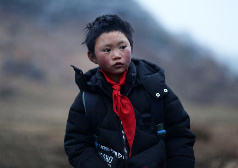 frost boy china