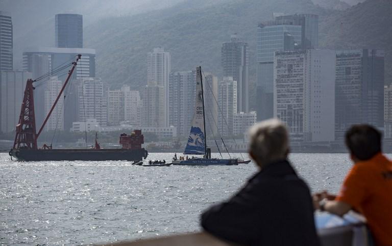 volvo boat race