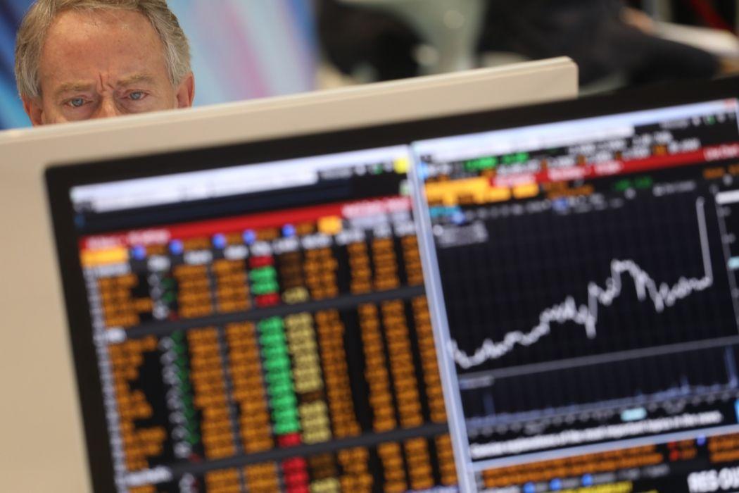 stock finance market bank banking financial
