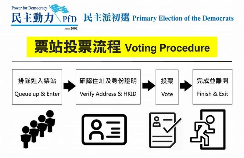 Power of Democracy primary elections primaries