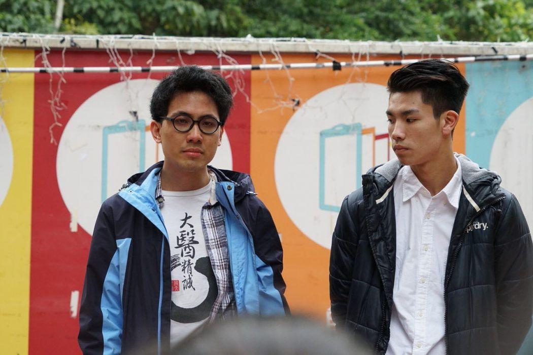 Andrew Chan Lok-hang Lau Tsz-kei
