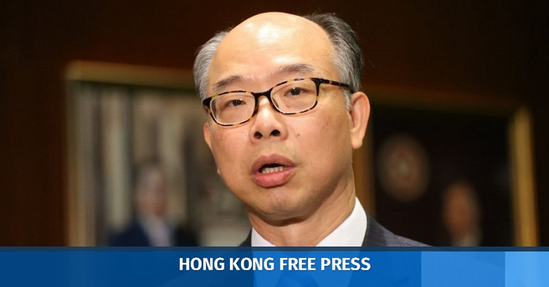 Frank Chan Secretary for Transport and Housing