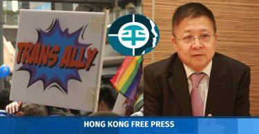 government transgender hong kong